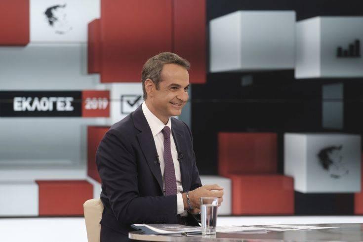 Εθνικές Εκλογές 2019: Ο Κυριάκος Μητσοτάκης ανέλυσε το πρόγραμμά του