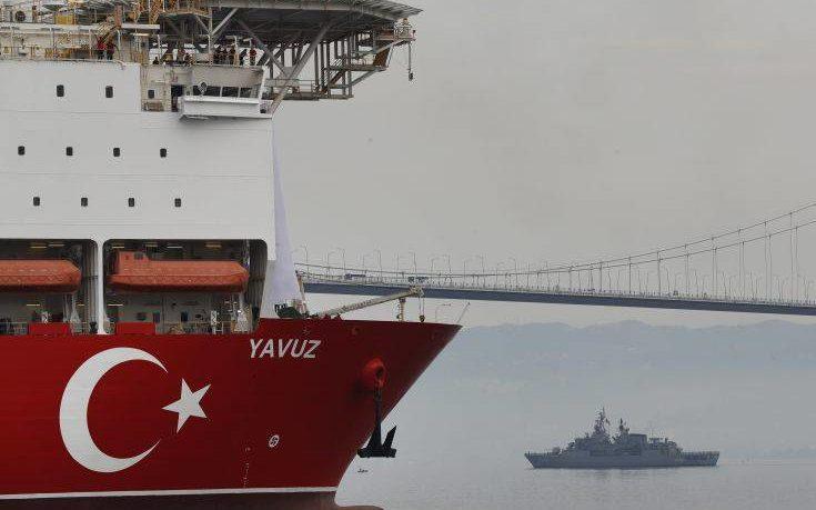 «Το Γιαβούζ ξεκινάει γεωτρήσεις μέσα στην εβδομάδα»
