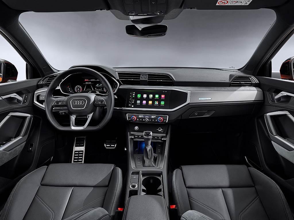 Αυτό είναι το νέο Audi Q3 Sportback που οι παραγγελίες θα ξεκινήσουν το Φθινόπωρο