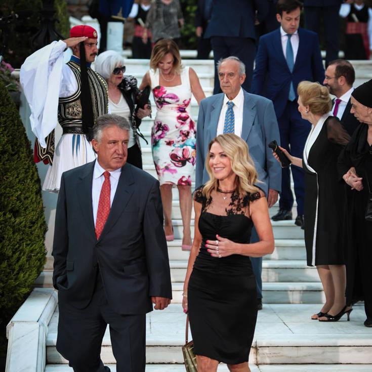 Όσα έγιναν στο κιόσκι του Προεδρικού Μεγάρου στη Γιορτή της Δημοκρατίας
