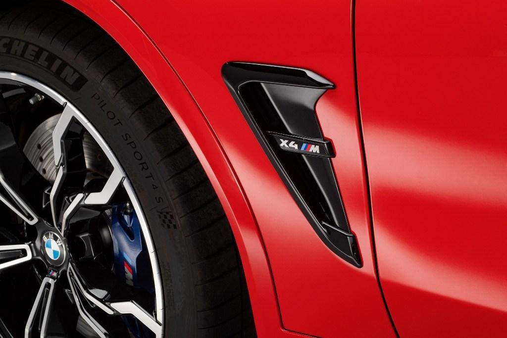 Το ελαστικό MICHELIN Pilot Sport 4S* εξοπλίζει τα νέα μοντέλα της BMW X3 M και X4 M