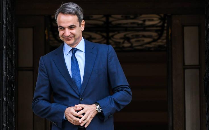 Την Κύπρο επισκέπτεται ο Μητσοτάκης τη Δευτέρα και την Τρίτη
