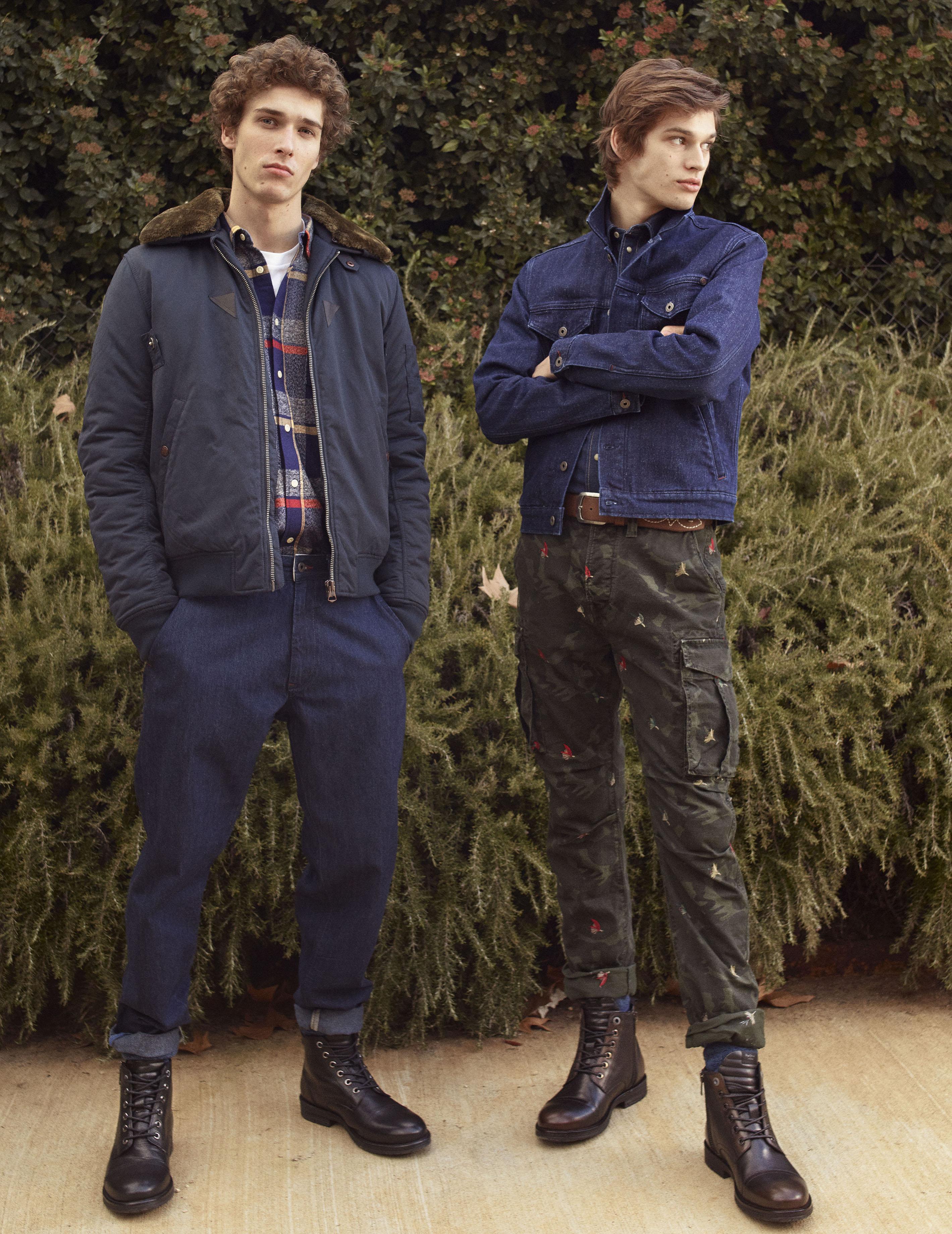 Η συλλογή F/W 2019 της Pepe Jeans London επικεντρώνεται στην άνεση και στην κομψότητα