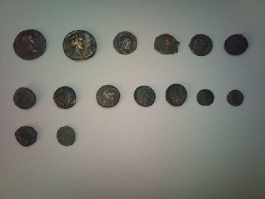 Τούρκος μετέφερε παράνομα αρχαία ελληνικά νομίσματα