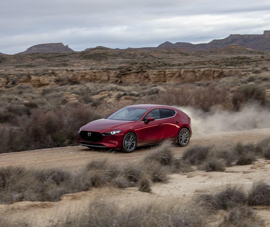 Την κορυφαία διάκριση 5 αστέρων στις δοκιμές πρόσκρουσης του Euro NCAP κατέκτησε τονέο Mazda3