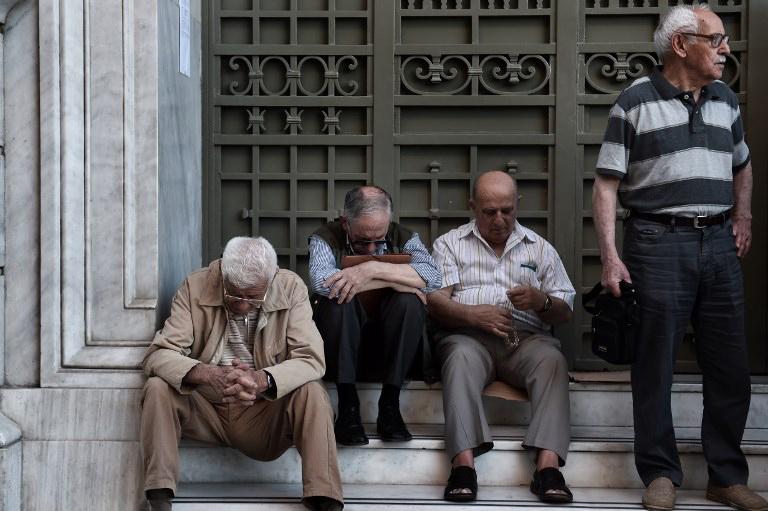 Χώρα γερόντων γίνεται η Ελλάδα: Σχεδόν 1 στους 4 είναι άνω των 65 ετών