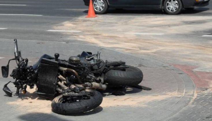 Νεκρός 25χρονος τουρίστας στην Κρήτη σε τροχαίο με μηχανή