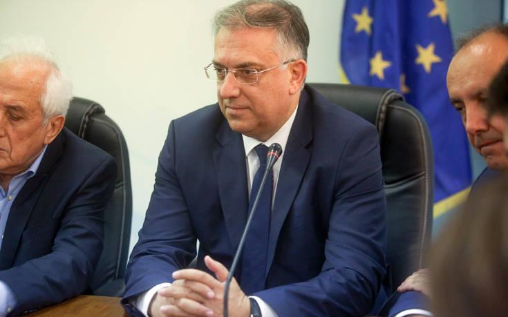 Θεοδωρικάκος: Θα καλυφθούν κανονικά οι πληγέντες της καταστροφής στη Χαλκιδική