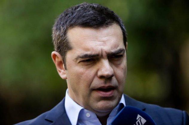 Αλέξης Τσίπρας για Χαλκιδική: Αυτές οι στιγμές δεν είναι για πολιτική εκμετάλλευση