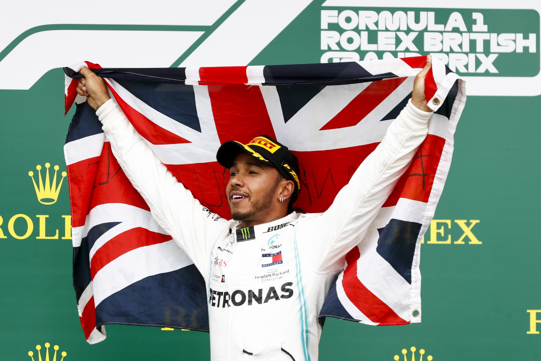 Ο Χάμιλτον έδειξε την κλάση του Βρετανικό Grand Prix