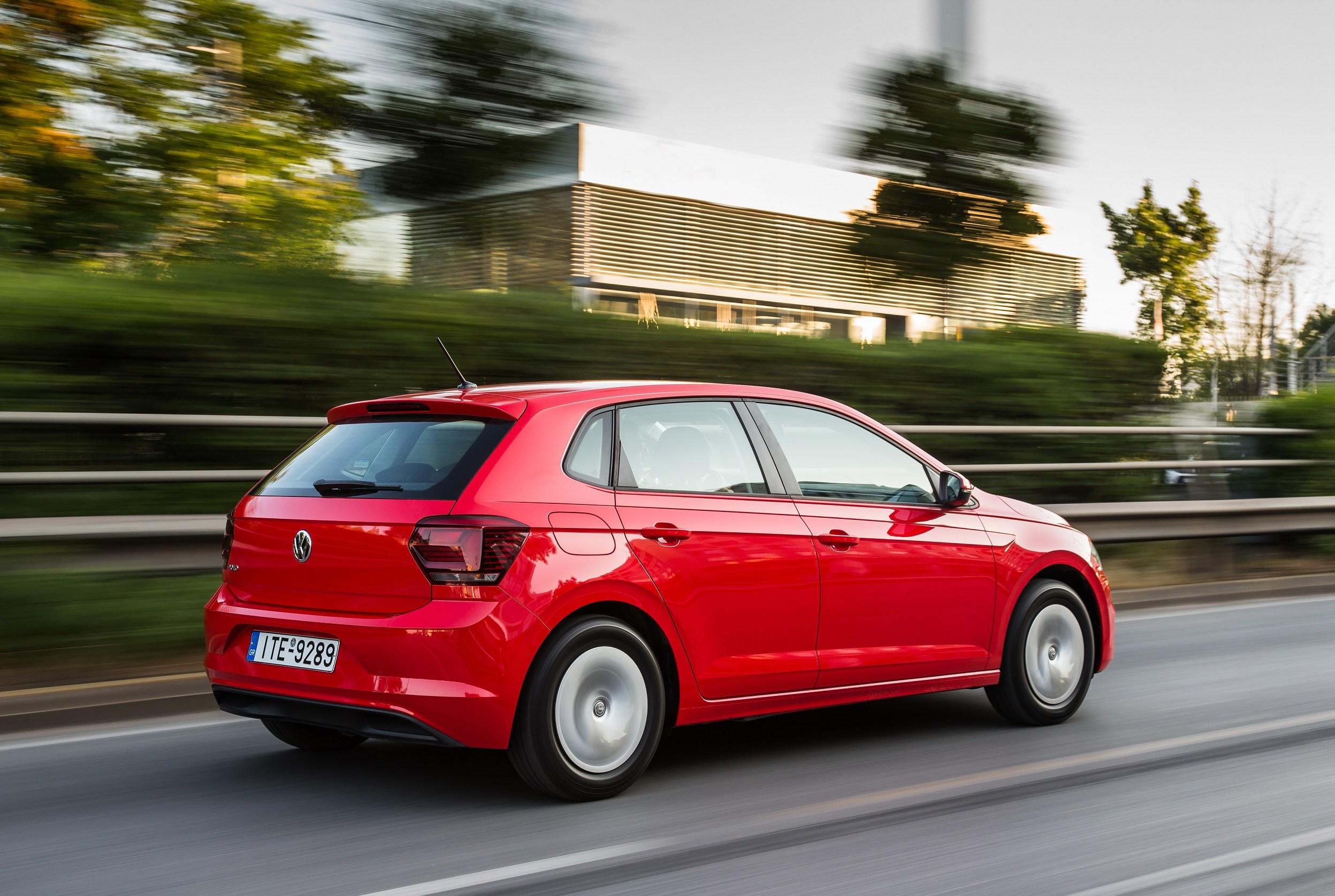 Ποια είναι η νέα τιμή του νέου Volkswagen Polo