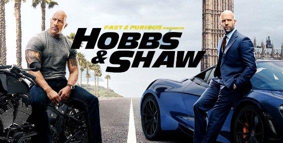Fast & Furious: Hobbs & Shaw, Πρεμιέρα: Αύγουστος 2019 (trailer)