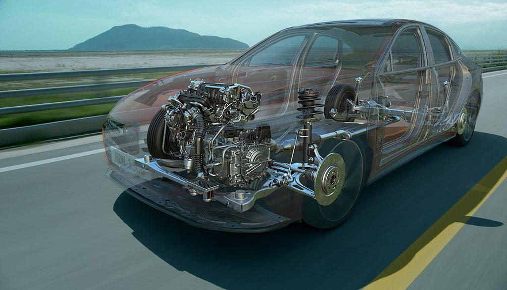Η Hyundai παρουσιάζει πρώτη παγκοσμίως την τεχνολογία κινητήρων CVVD