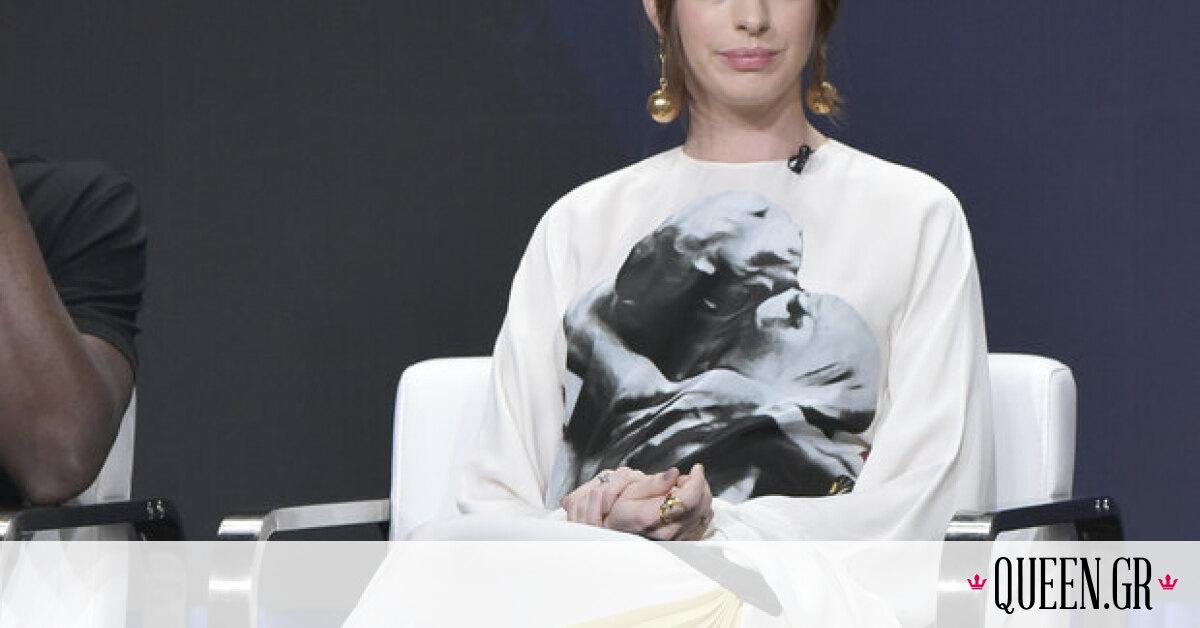 H Αnne Hathaway παραδίδει μαθήματα στυλ στον πέμπτο μήνα της εγκυμοσύνης της