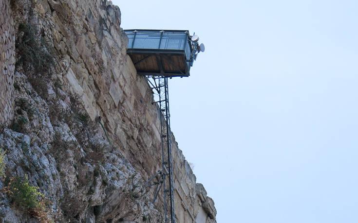 ΕΣΑΜΕΑ για το αναβατόριο της Ακρόπολης: Το δικαίωμα στον πολιτισμό είναι θεμελιώδες και καθολικό