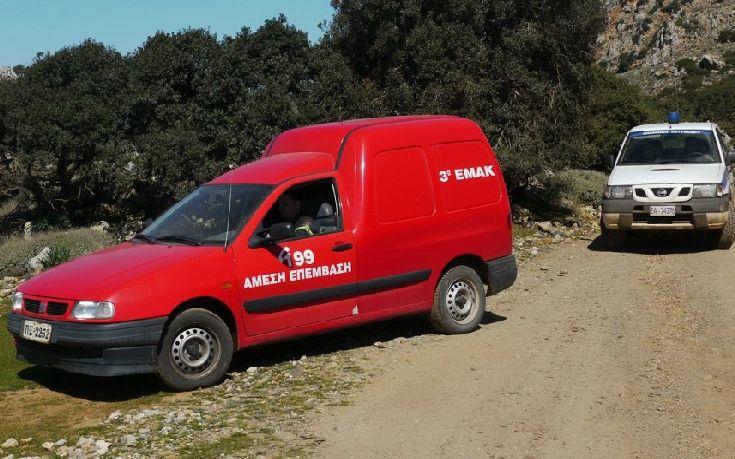 Δύο τουρίστες χάθηκαν σε φαράγγι στη Σητεία