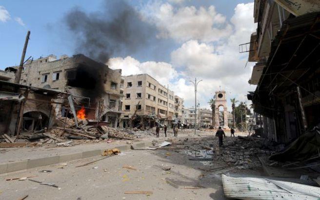 Αιματηρές μάχες καθεστωτικών και τζιχαντιστών στην Ιντλίμπ