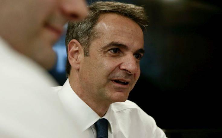 Μητσοτάκης στο CNN: Οι Ελληνες γύρισαν την πλάτη στο λαϊκισμό