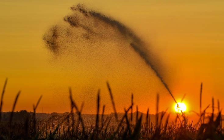 Ο καύσωνας μετακινείται υψηλές θερμοκρασίες στις σκανδιναβικές χώρες