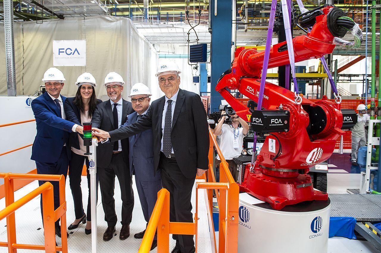 Ξεκινά η εγκατάσταση της γραμμής παραγωγής για το νέο ηλεκτρικό Fiat 500 στο Mirafiori