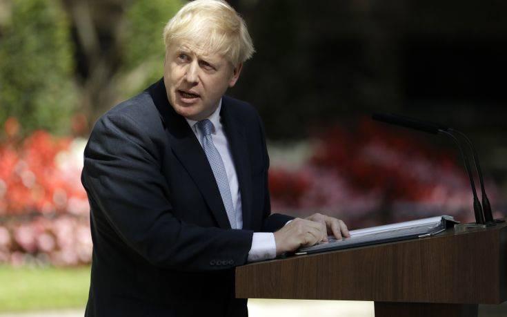 Βρετανία: Ο Μπόρις Τζόνσον και επισήμως νέος πρωθυπουργός