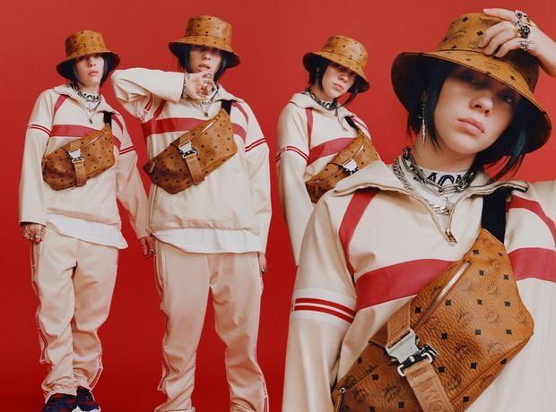 Η Billie Eilish στην καμπάνια της MCM φορά ρούχα »χωρίς φύλο». Και ναι, είναι η πιο κουλ 17χρονη ever