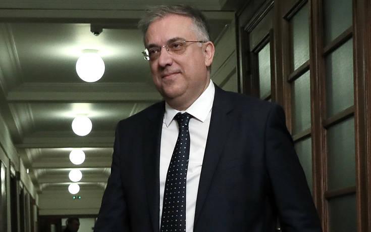 Θεοδωρικάκος: Η ψήφος των Ελλήνων του εξωτερικού να εγκριθεί με 300 ψήφους