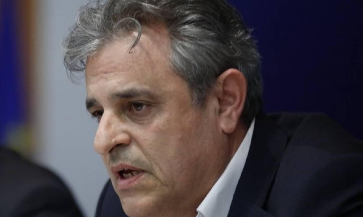 Παραιτήθηκε και ο Γενικός Γραμματέας Πολιτικής Προστασίας