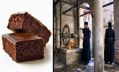 Φτιάξτε το κέικ των μοναχών!