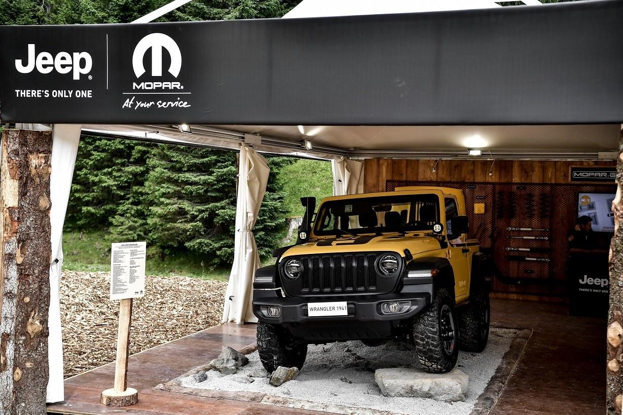 Ρεκόρ συμμετοχής για το Camp Jeep 2019