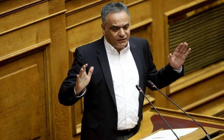 Σκουρλέτης: Ο ΣΥΡΙΖΑ θα σταθεί ανάχωμα στη νεοφιλελεύθερη αντιμεταρρύθμιση