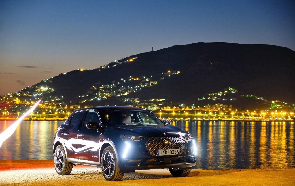 Πέντε αστέρια από το Euro NCAP για το DS 3 CROSSBACK!