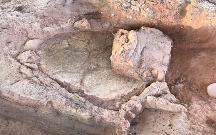 Φθιώτιδα: Αποκαλύφθηκε κτίριο της Μέσης Νεολιθικής εποχής