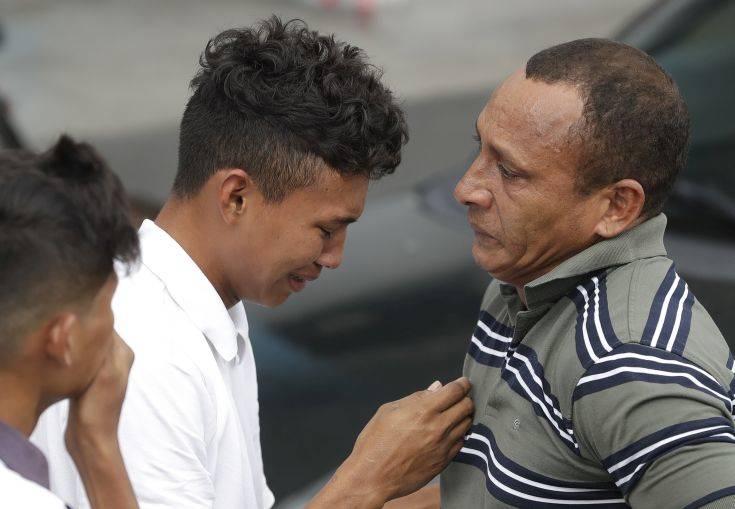 Φρίκη στη Βραζιλία, 57 οι νεκροί στη φυλακή, αποκεφαλίστηκαν 15 κρατούμενοι