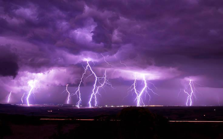 Φονική κακοκαιρία στη Χαλκιδική: Τα απίστευτα μεγέθη της «υπερκυτταρικής» καταιγίδας