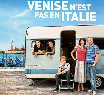 Venice Calling (Venise n'est pas en Italie) – Διακοπές στη Βενετία, Πρεμιέρα: Ιούλιος 2019 (trailer)