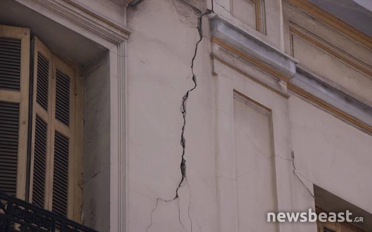 Ισχυρός σεισμός στην Αττική: Συνεδριάζει το Κεντρικό Συντονιστικό Όργανο Πολιτικής Προστασίας