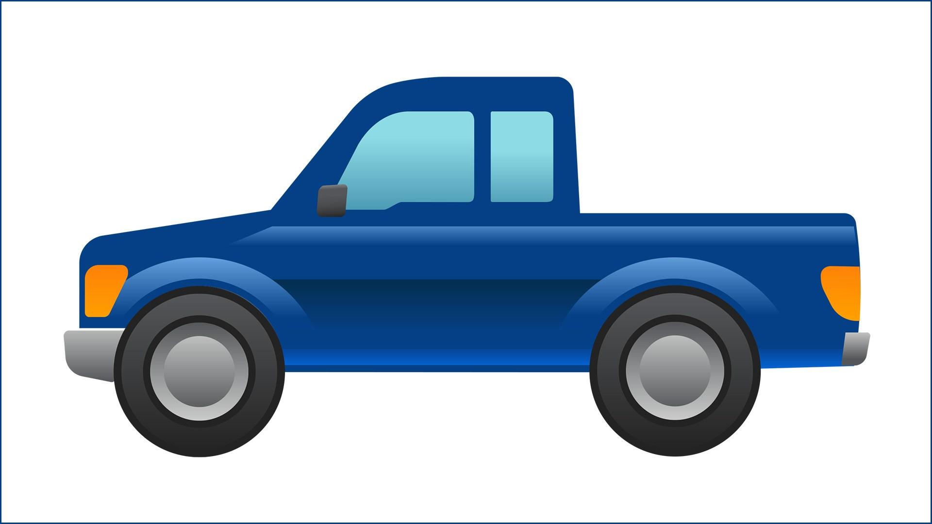 Σε ποιο σημείο του κόσμου βρίσκεται το pickup emoji;