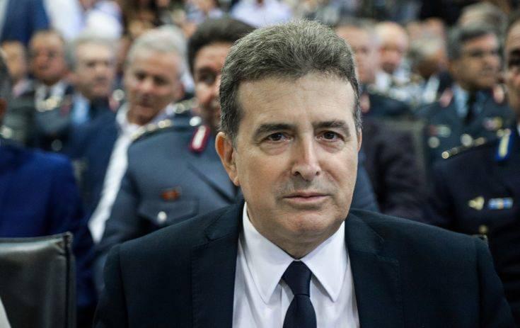 Σύσκεψη κορυφής στο υπουργείο Προστασίας του Πολίτη χωρίς την παρουσία του αρχηγού ΕΛ.ΑΣ.