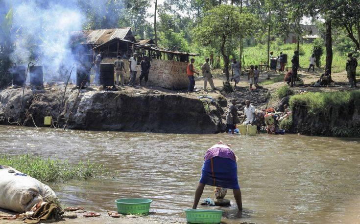 Κρούσμα του Έμπολα στην πόλη Γκόμα του Κονγκό