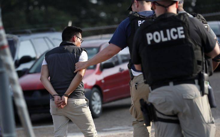 Σαρωτική η αντιμεταναστευτική «σκούπα» στην πολιτεία του Μισισιπή
