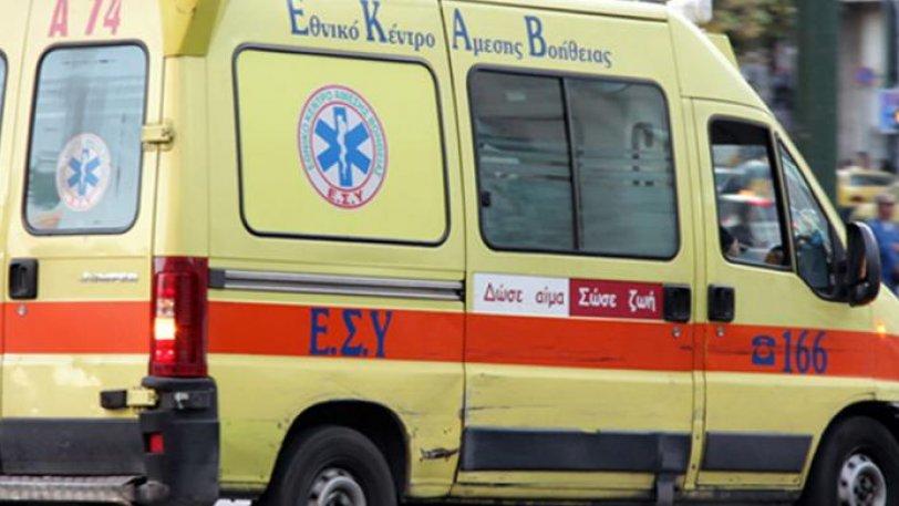 Εύβοια: Ηλικιωμένη έπεσε από βεράντα και έχασε τη ζωή της