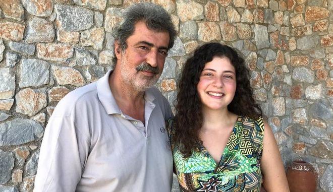 Βάσεις 2019: Στην Ιατρική Αθηνών πέρασε η κόρη του Παύλου Πολάκη (εικόνα)