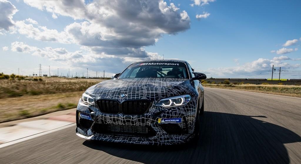 Πρεμιέρα σήμερα της νέας αγωνιστικής BMW για ιδιώτες οδηγούς στην πίστα του Nürburgring