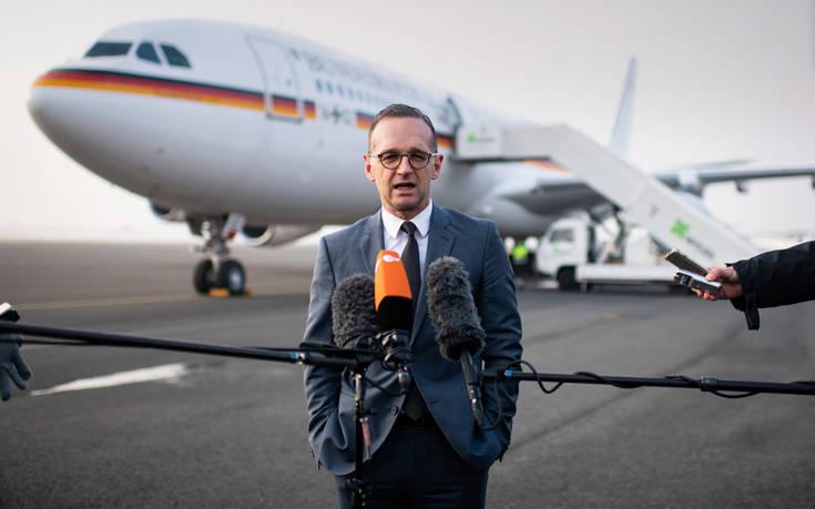 Χάικο Μάας: Να τρέξουν οι ενταξιακές διαπραγματεύσεις της Ε.Ε. με Σκόπια και Αλβανία