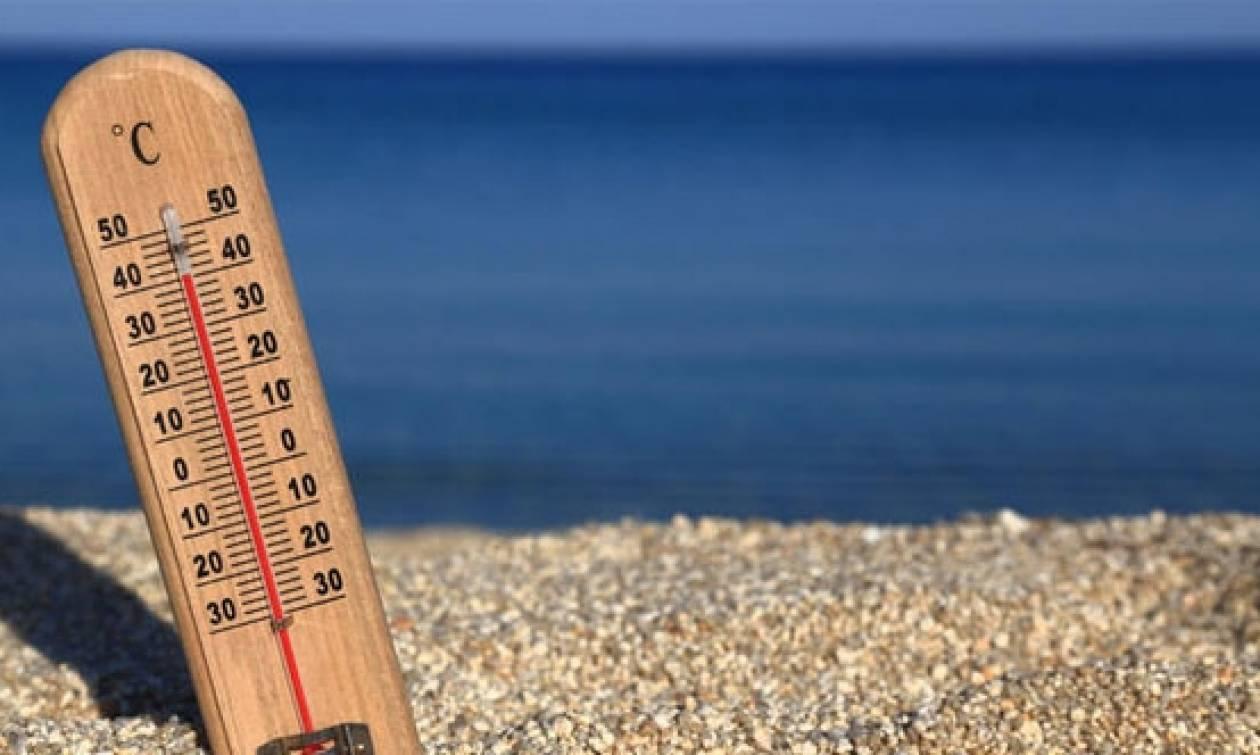 Έκτακτο δελτίο καιρού για τον καύσωνα: Τους 42 βαθμούς θα αγγίξει η θερμοκρασία