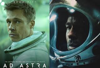 Ad Astra, Πρεμιέρα: Σεπτέμβριος 2019 (trailer)
