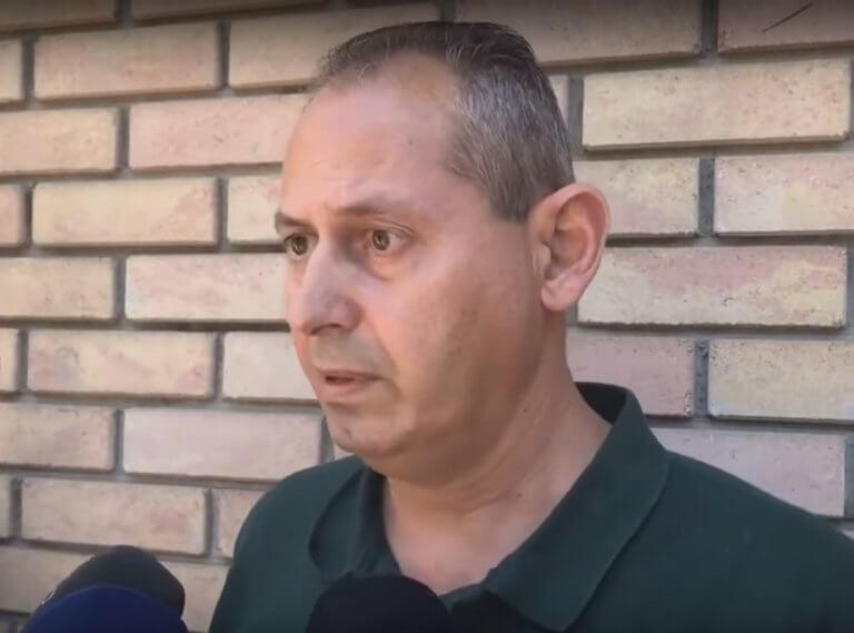 Ο πατέρας της 8χρονης Αλεξίας ζητά να αλλάξει ο νόμος για τους άσκοπους πυροβολισμούς