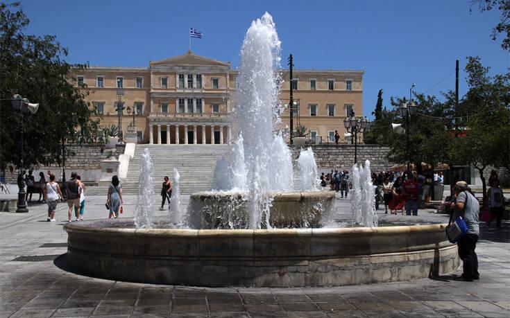 Ανοίγουν σήμερα και αύριο οκτώ κλιματιζόμενες αίθουσες του δήμου Αθηναίων λόγω των υψηλών θερμοκρασιών