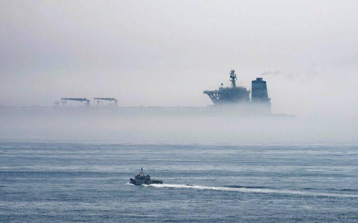 Γιβραλτάρ: Το ιρανικό τάνκερ μπορεί να αποπλεύσει σήμερα